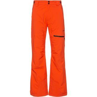 CMP Skihose Herren red orange