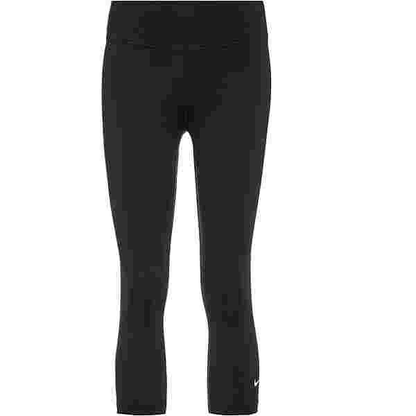 Nike Tights Damen black-white