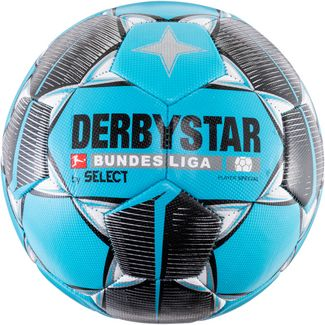 Derbystar Player Bundesliga 19/20 special Fußball türkis-schwarz-grau