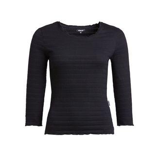Khujo ZOSCA T-Shirt Damen schwarz