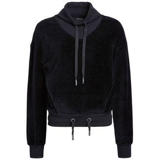 Khujo HELEN Sweatshirt Damen schwarz