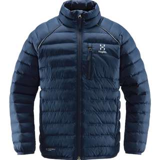 Haglöfs Essens Mimic Jacket Outdoorjacke Kinder Tarn Blue