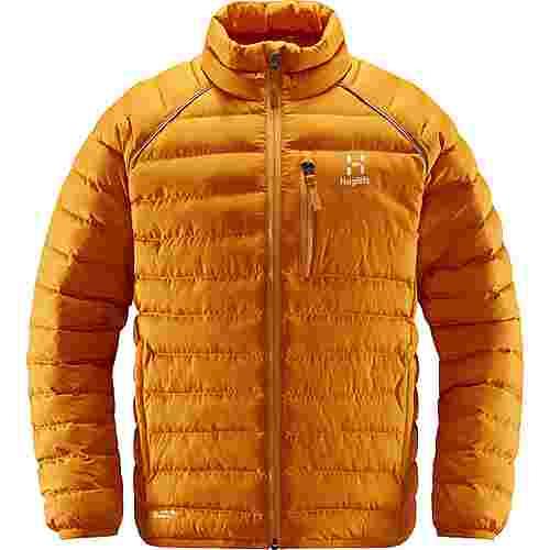 Haglöfs Essens Mimic Jacket Outdoorjacke Kinder Desert Yellow