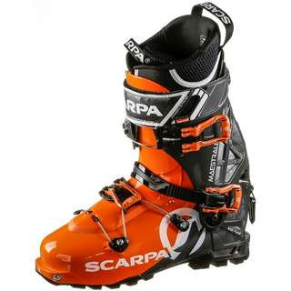 Scarpa Maestrale Tourenskischuhe Herren orange-anthracite