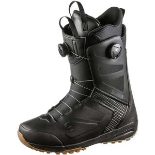 Salomon Dialogue Focus Boa Snowboard Boots Herren black-black-gray violet