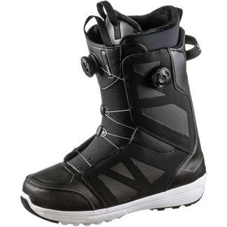 Salomon Launch Boa SJ Boa Snowboard Boots Herren black