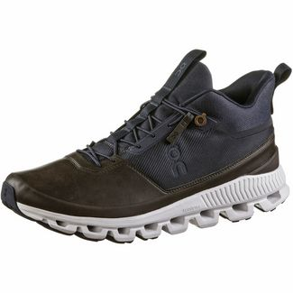 ON Cloud Hi Freizeitschuhe Herren ink brown
