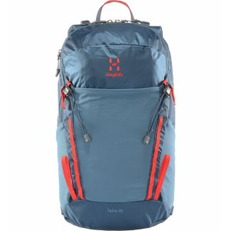 Haglöfs Spira 20 Trekkingrucksack Blue Ink/Pop Red