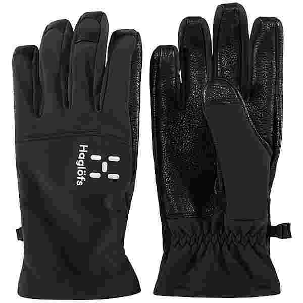 Haglöfs Touring Glove Outdoorhandschuhe True Black