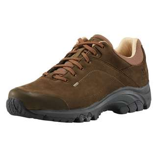 Haglöfs Ridge Leather Wanderschuhe Damen Soil