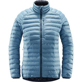 Haglöfs Essens Mimic Jacket Outdoorjacke Damen Silver Blue/Dense Blue