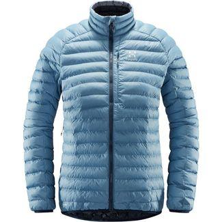 Haglöfs Essens Mimic Jacket Outdoorjacke Damen Silver Blue/Dense Blue