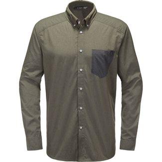 Haglöfs Vejan LS Shirt Outdoorhemd Herren Sage Green