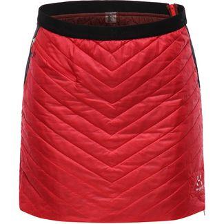 Haglöfs L.I.M Barrier Skirt Outdoorrock Damen Hibiscus Red