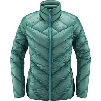 Haglöfs L.I.M Essens Jacket Outdoorjacke Damen Glacier Green