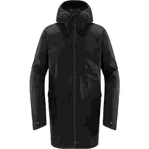 Haglöfs Nusnäs 3L Jacket Hardshelljacke Herren True Black