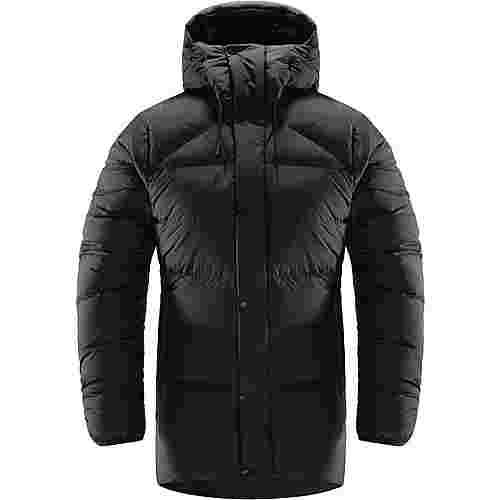 Haglöfs Näs Down Jacket Outdoorjacke Damen True Black