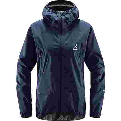Haglöfs L.I.M PROOF Multi Jacket Hardshelljacke Damen Tarn Blue