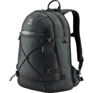 Haglöfs Backup 15 inch Trekkingrucksack True Black