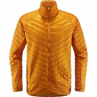 Haglöfs L.I.M Barrier Jacket Outdoorjacke Herren Desert Yellow