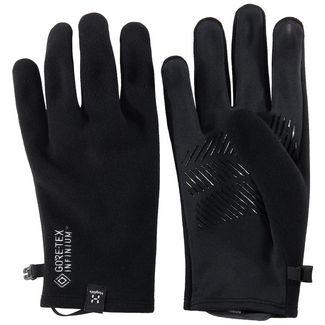 Haglöfs GORE-TEX® Bow Glove Outdoorhandschuhe True Black