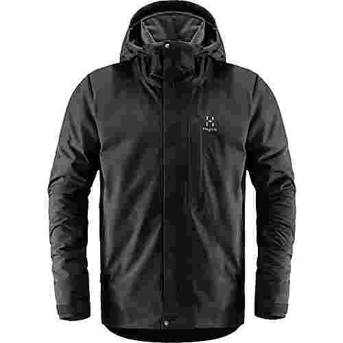 Haglöfs GORE-TEX® Stratus Jacket Hardshelljacke Herren True Black