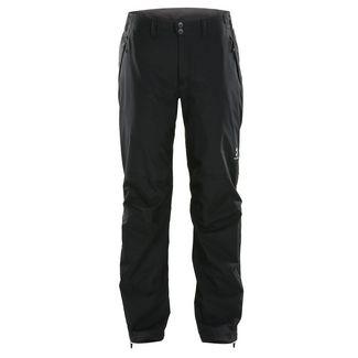 Haglöfs GORE-TEX® Vandra Pant Funktionshose Damen True Black Short