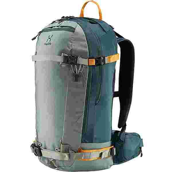 Haglöfs Skrå 27 Trekkingrucksack Mineral/Agave Green M-L