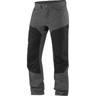 Haglöfs Mid Flex Pant Trekkinghose Herren Magnetite/True Black