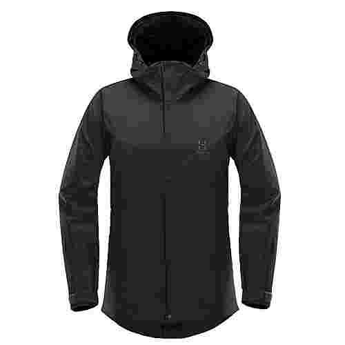 Haglöfs GORE-TEX® Stratus Jacket Hardshelljacke Damen True Black