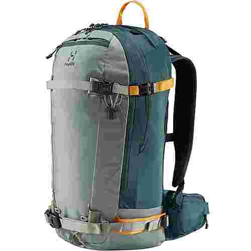 Haglöfs Skrå 27 Trekkingrucksack Mineral/Agave Green S-M