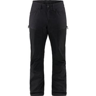 Haglöfs Mid Flex Pant Trekkinghose Herren True Black Solid