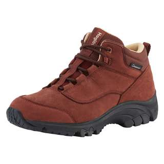 Haglöfs Kummel Proof Eco Wanderschuhe Damen Maroon Red