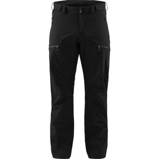 Haglöfs Breccia Pant Trekkinghose Herren True Black/Magnetite Short