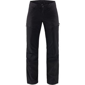 Haglöfs Mid Flex Pant Trekkinghose Damen True black solid