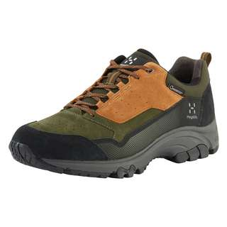 Haglöfs Skuta Low Proof Eco Wanderschuhe Herren Oak/Deep Woods