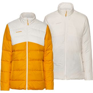 Mammut Whitehorn Wendejacke Damen golden-bright white