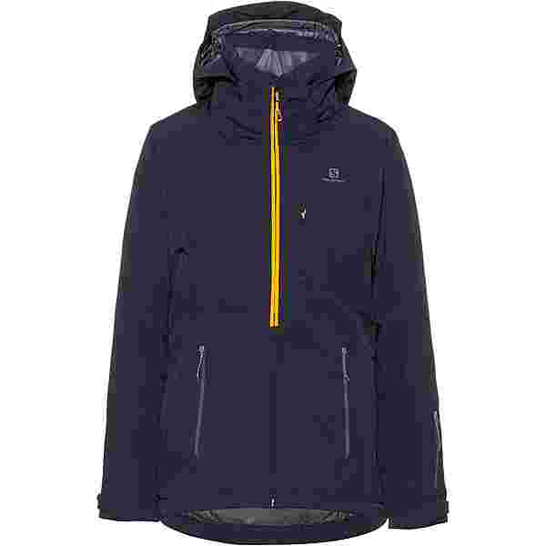 Salomon Stormrace Skijacke Damen night sky