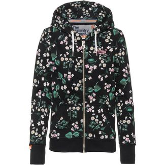 Superdry Orange Label Sweatjacke Damen bella flower