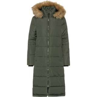 Superdry Everest Steppmantel Damen thyme