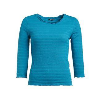 Khujo ZOSCA T-Shirt Damen türkis