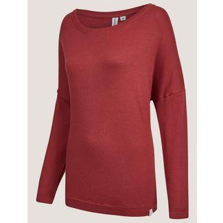 Cleptomanicx Sweatshirt Damen Apple Butter