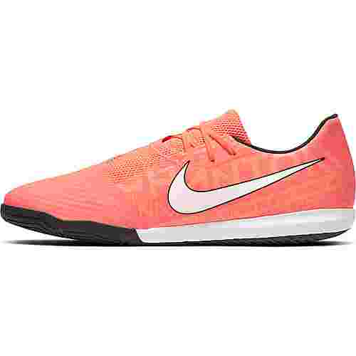 Nike PHANTOM VENOM ACADEMY IC Fußballschuhe bright mango-white-orange pulse