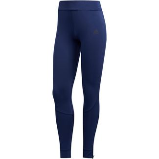 adidas Own The Run Laufhose Damen tech indigo