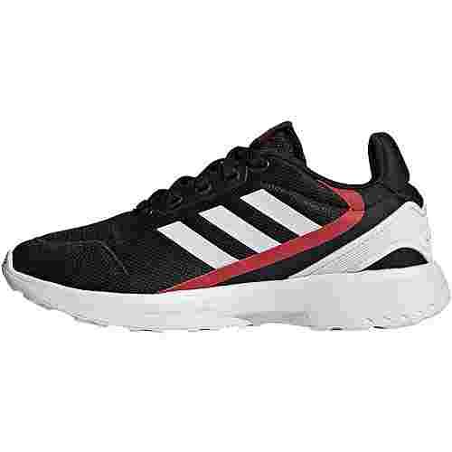 adidas Nebzed K Laufschuhe Kinder core black