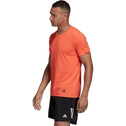 adidas 257 Funktionsshirt Herren solar red im Online Shop von SportScheck kaufen
