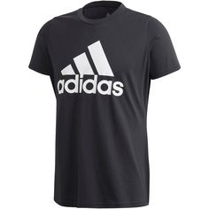 adidas Plus Size T-Shirt Damen black