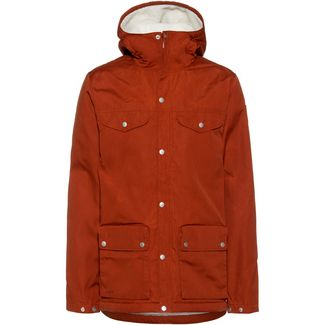 FJÄLLRÄVEN GREENLAND WINTER Winterjacke Herren autumn leaf