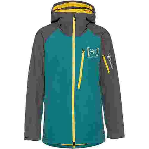 Burton GORE-TEX® Cyclic Snowboardjacke Herren green-blue slate-castlerock