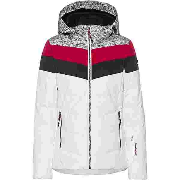 CMP Skijacke Damen bianco